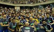 Em Jaraguá do Sul, equipe mineira superou o Sesi-SP na final e ficou com o título da edição 2020 - Continue lendo