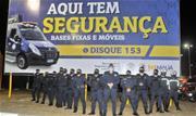 Terceiro ponto de vigilância começou a operar nesta quarta-feira no Jardim Paranavaí, das 6h às 22h - Continue lendo