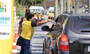 Ações educativas da Semana Nacional do Trânsito acontecem desde o começo de Setembro - Continue lendo