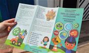 Semasa inicia atividades para combater despejo de lixo na região do córrego Cassaquera, que está sendo canalizado, e incentivar a coleta seletiva - Continue lendo
