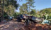 Crime ambiental ocorreu no Recreio da Borda do Campo e o responsável também teve o veículo apreendido. GCM apoiou a ação - Continue lendo