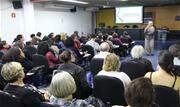Evento contou com participação de servidores públicos para repensar a prática profissional e fortalecer a política de assistência social na região - Continue lendo