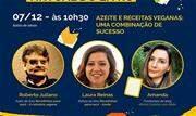 Editora leva para a Bienal Virtual do Livro de São Paulo lives com autores que vão abordar o uso do azeite em receitas veganas, e a nutrição funcional com receitas descomplicadas  - Continue lendo
