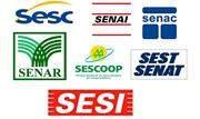 """O governo publicou MP que reduz por três meses as contribuições que são recolhidas pelas empresas para financiar o """"Sistema S"""": Sesi, Senai, Sesc, Senac, Sest, Senat, Senar e Sescoop - Continue lendo"""