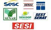 Bolsonaro vetou artigo da MP que reduziu à metade as contribuições recolhidas pelas empresas para o 'Sistema S', que estabelecia os termos da redução e o período de duração do corte - Continue lendo