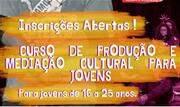 O Vamos que Venimos Brasil em parceria com o SESC Santo André, lança o seu primeiro Curso de Produção e Mediação Cultural para jovens entre 16 e 25 anos - Continue lendo