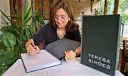 Teresa Simões apresenta sua trajetória, obras concluídas, criações em 3D e conteúdos surpreendentes - Continue lendo