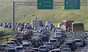 Confira as condições de tráfego do Sistema Castello-Raposo no feriado - Continue lendo