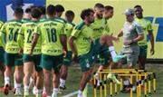 Para chegar a esta semifinal, o Palmeiras foi líder do Grupo A com 15 pontos e o Galo terminou como líder do Grupo H com 16 pontos - Continue lendo