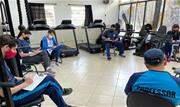 Foram mais de 20 dias de treinamento para 18 professores, que atuam nas academias dos Cises - Continue lendo
