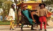 O programa Teatro nos Parques tem a produção da Estima Cultural, o apoio da Secretaria Municipal de Cultura de São Caetano - Continue lendo