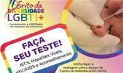 Prefeitura de Diadema faz ação fora da Unidade de Saúde para ampliar acesso a testagem do HIV/Sífilis e Hepatites Virais na cidade. - Continue lendo