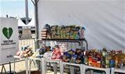 Ação incentiva população paulista a doar alimentos nos postos de vacinação contra a Covid-19 - Continue lendo