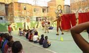 Os artistas circenses do projeto De Olho no Duto - um investimento social da TRANSPETRO - convidam a população da Vila São Pedro, em São Bernardo do Campo para um Dia de Circo - Continue lendo