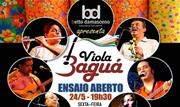 O show, que será realizado na Betto Damascendo Galeria de Arte, visa promover a riqueza e a diversidade da música brasileira - Continue lendo