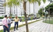 A nova praça da Rua Justino Paixão é a quinta do Programa Praça da Família, com novos brinquedos para o playground  infantil, Espaço Pet e Academia da Longevidade para a Terceira Idade - Continue lendo