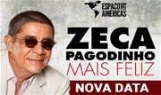 O cantor se apresenta na sexta, dia 12 de novembro, em São Paulo, com sambas inéditos e sucessos de carreira no repertório - Continue lendo