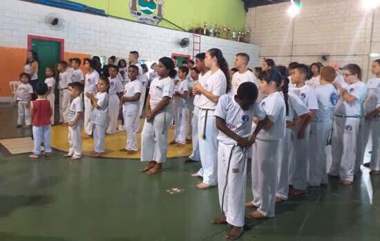 Torneio Pérola da Serra de Capoeira - Ribeirão Pires
