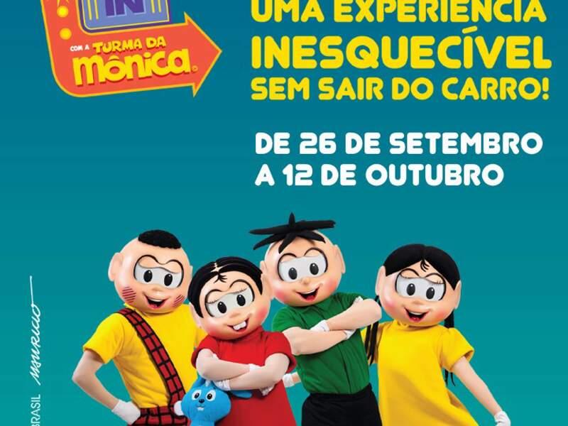 Turma da Mônica/ Crédito: Divulgação Mauricio de Sousa Produções