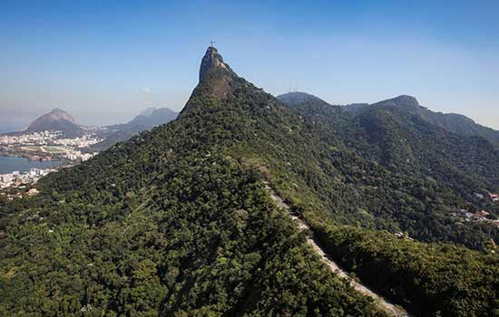 Parque Nacional da Tijuca, no Rio de Janeiro, foi a unidade de conservação federal mais visitada do país em 2019