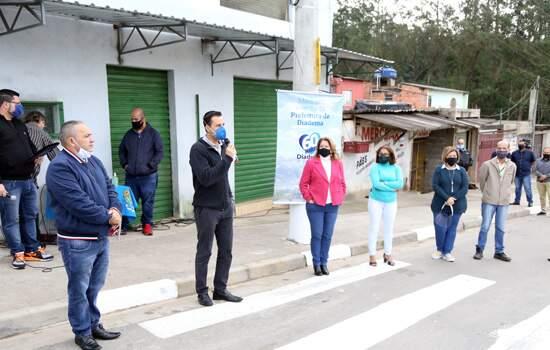 Prefeito Lauro Michels entrega primeira etapa do Sítio Joaninha
