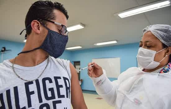 Diadema vacinará pessoas com 26 anos contra covid-19 a partir de amanhã (30)