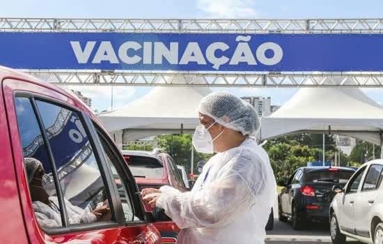 São Bernardo amplia vacinação contra a Covid-19 com aplicação da 2ª dose em idosos de 72 a 74 anos